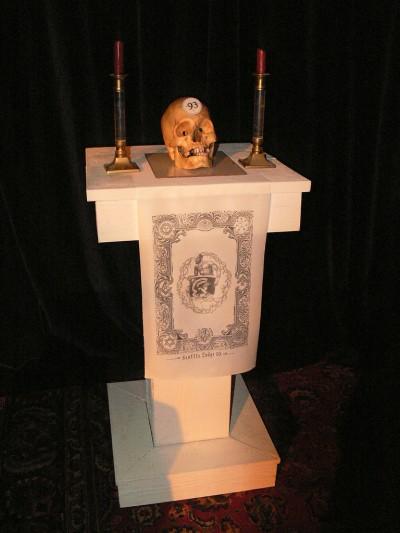 Mystic Sons of Morris Graves' seance