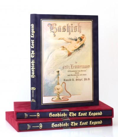 Hashish Book Photo 1